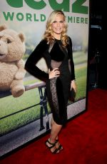 MOLLY EIMS at Ted 2 Premiere in New York