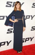 NAGRIS FAKHRI at Spy Premiere in New York
