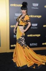 NAI LING at Entourage Premiere in Westwood