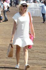 NAOMI WATTS at Malibu Pier in Malibu 06/21/2015