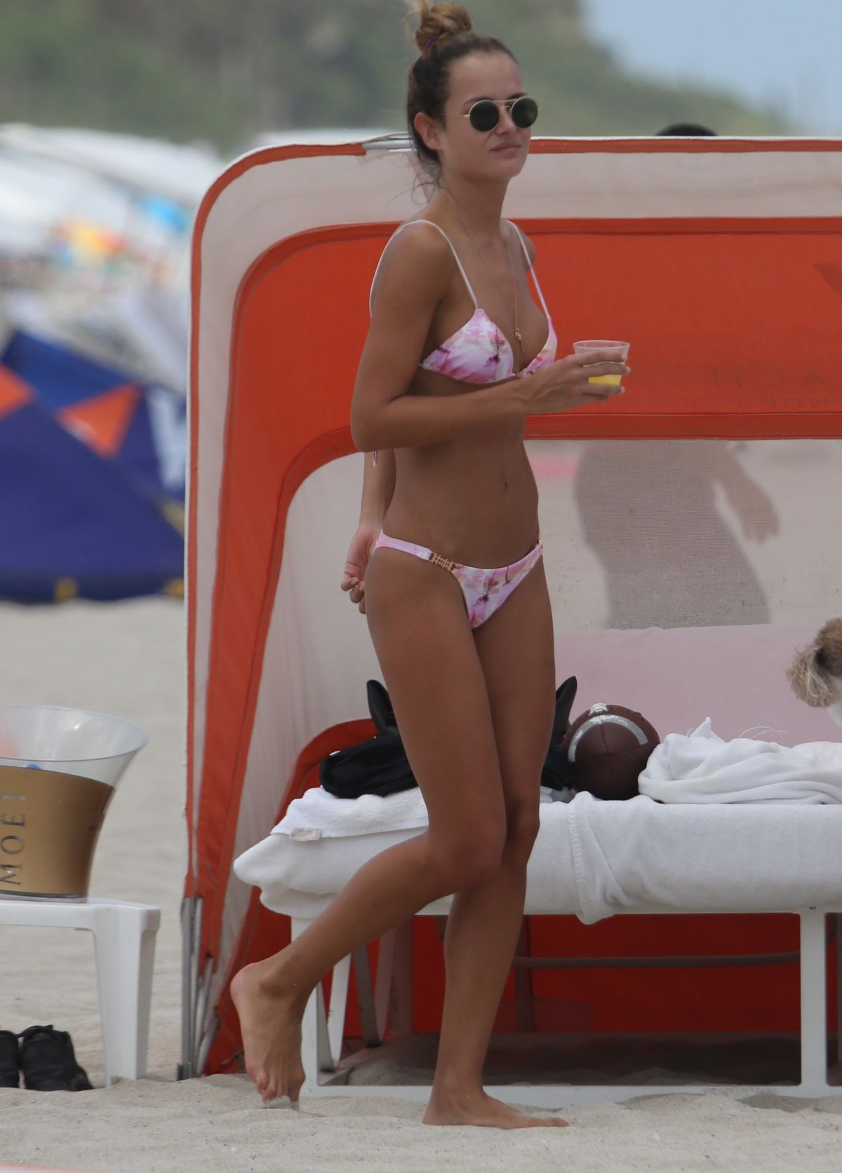 Natalia Borges in Bikini in Miami Beach Pic 1 of 35