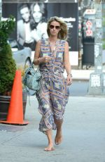 NICKY HILTON Out for Juice in New York 06/22/2015