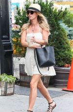 NICKY HILTON Out Shopping in New York 06/11/2015