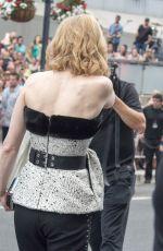 NICOLE KIDMAN at 2015 CMT Music Awards in Nashville
