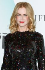 NICOLE KIDMAN at Women in Film 2015 Crystal+Lucy Awards in Century City