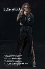 NINA AGDAL in Vulkan Magazine, Issue #3