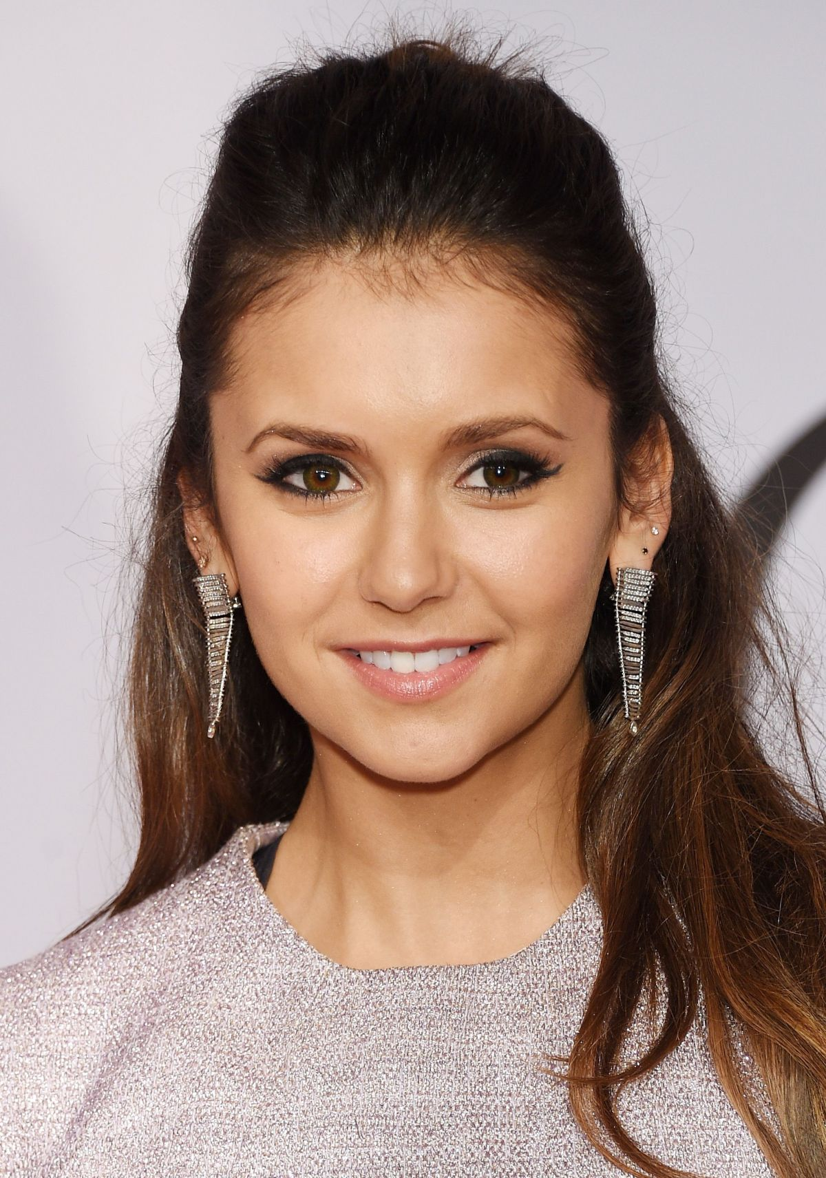 nina dobrev at cfda fashion awards 2015 in new york hawtcelebs hawtcelebs. Black Bedroom Furniture Sets. Home Design Ideas
