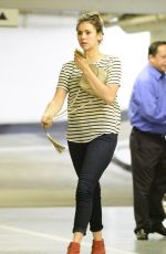 NINA DOBREV Out and About in Los Angeles 06/03/2015