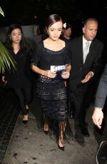 OLIVIA COOKE at Chateau Marmont in West Hollywood 06/004/2015