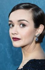 OLIVIA COOKE at Me & Earl & The Dying Girl Premiere in Los Angeles