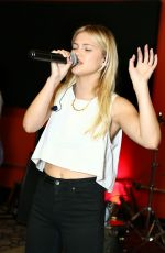 OLIVIA HOLT Rehearses with Her Band in Los Angeles 06/25/2015