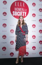 OLIVIA PALERMO at Elle Women in Society Event in Tokyo