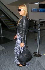 PARIS HILTON at Los Angeles International Airport 06/03/2015