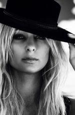 PARIS HILTON - Damon Baker Photoshoot for Interview