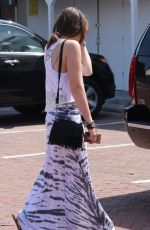 PARIS JACKSON Out and About in Malibu 05/31/2015