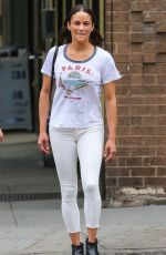 PAULA PATTON Out and About in New York 06/25/2015