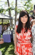 PEYTON LIST at Charlotte & Gwenyth Gray Foundation Tea Party in Brentwood