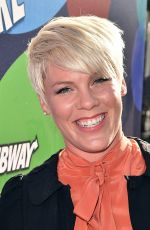 PINK at Inside Out Premiere in Hollywood