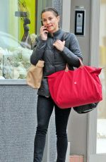 PIPPA MIDDLETON Out Shopping in London 06/01/2015
