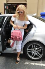 PIXIE LOTT Out and About in London 06/04/2015