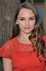RACHEL LEIGH COOK at Max Premiere in Los Angeles