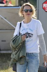 RACHEL MCADAMS at Greenpeace Rally in Vancouver