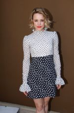 RACHEL MCADAMS at True Detective Press Conference in Beverly Hills