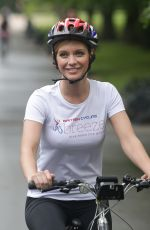 RACHEL RILEY Unveiled as British Cycling