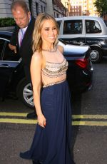 RACHEL STEVENS at Caudwell Children Butterfly Ball in London