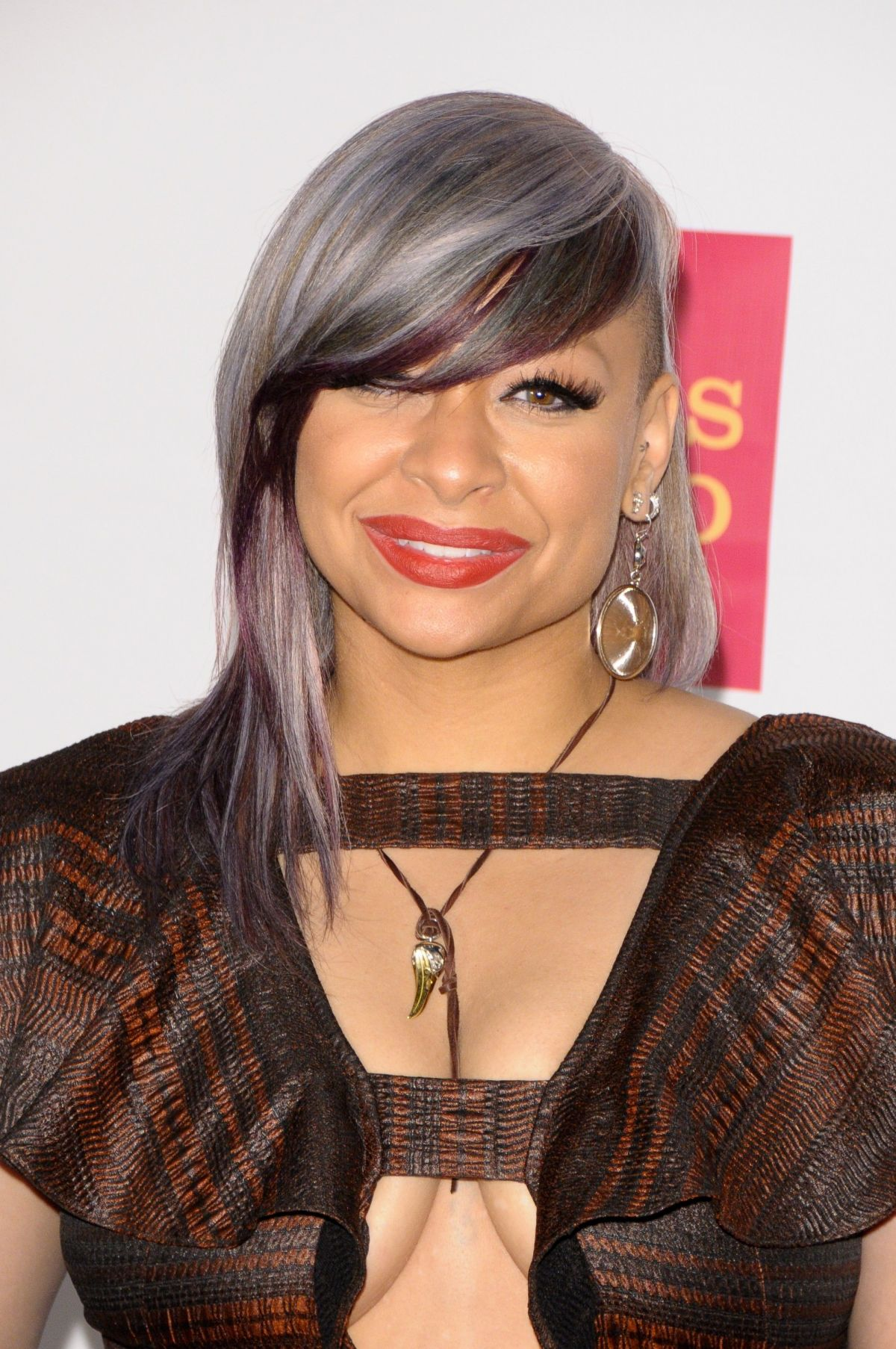 RAVEN-SYMONE at Trevorlive Event in New York