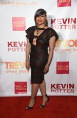 RAVEN-SYMONE at Trevorlive Event in New York