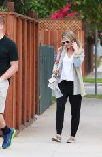 REBECCA GAYHEART Out and About in Brentwood 06/27/2015