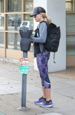 REESE WITHERSPOON Heading to a Gym in Santa Monica 06/27/2015