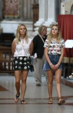 REESE WITHERSPOON Out and About in Rome 06/18/2015
