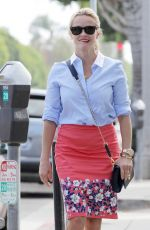 REESE WITHERSPOON Out in Brentwood 06/25/2015