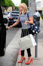 REESE WITHERSPOON Out Shopping in Santa Monica 06/09/2015