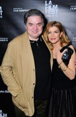 RENE RUSSO at Frank and Cindy Premiere at 2015 LA Film Festival