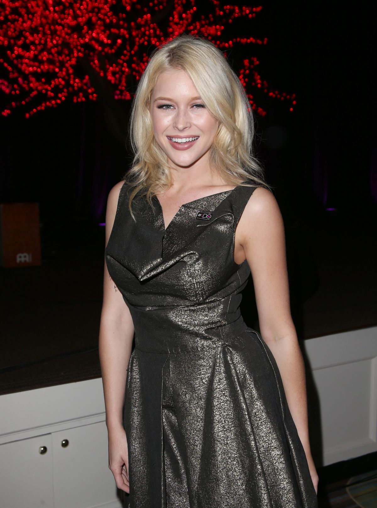 RENEE OLSTEAD at Lambda Legal 2015 West Coast Liberty Awards in Beverly Hills