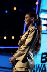 RIHANNA at 2015 BET Awards in Los Angeles