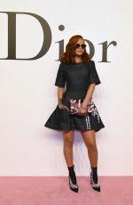 RIHANNA at Dior Fashion Show in Tokyo