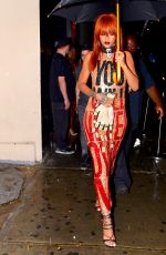 RIHANNA Night Out in New York 05/30/2015