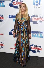 RITA ORA at Cppital FM