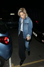 RITA ORA at X Factor Afterparty in London 06/25/2015