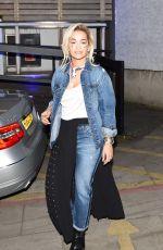 RITA ORA Leaves ITV Studio in London 06/25/2015