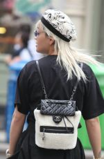 RITA ORA Out and About in New York 06/21/2015