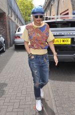 RITA ORA Out and About in West London 06/01/2015