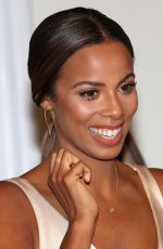 ROCHELLE HUMES at Together for Short Lives Midsummer Ball in London