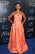 ROCSI DIAZ at 5th Annual Critics Choice Television Awards in Beverly Hills