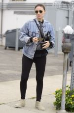 ROONEY MARA Out and About in Los Angeles 05/29/2015