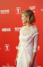 ROSAMUND PIKE at 2015 Shanghai Iinternational Film Festival Closing Ceremony
